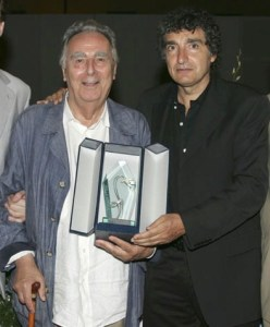 Piero De Bernardi e Rossano Vittori