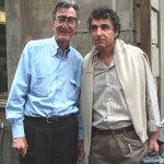 Carlo Lizzani e Rossano Vittori
